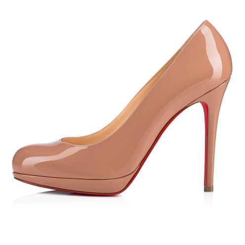 Souliers Femme - New Simple Pump Vernis - Christian Louboutin_2