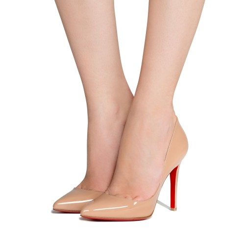 Women Shoes - Pigalle Patent - Christian Louboutin_2