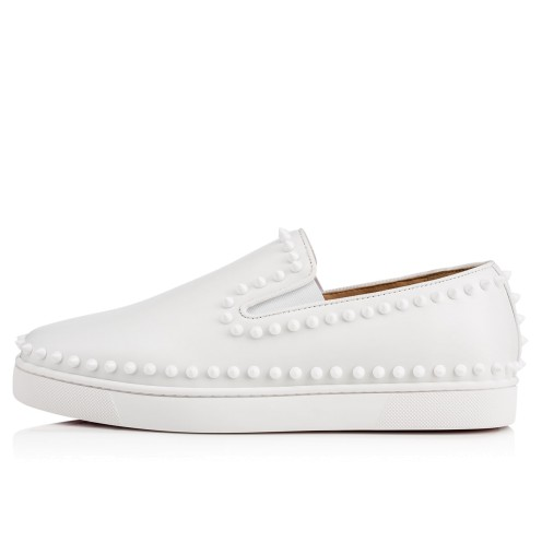 Souliers Homme - Pik Boat - Christian Louboutin_2