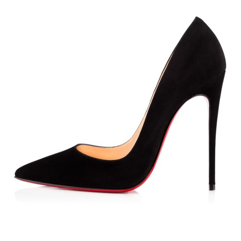 Women Shoes - So Kate Veau Velours - Christian Louboutin_2