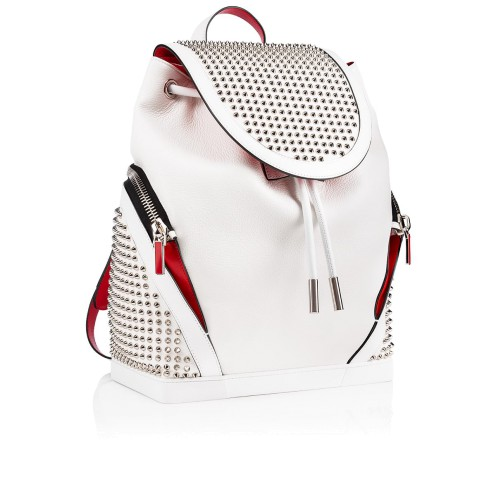 Bags - Explorafunk Backpack - Christian Louboutin_2