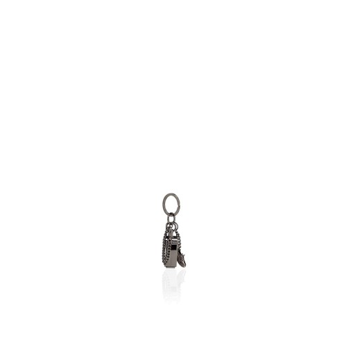 Small Leather Goods - M Whistle Keyring - Christian Louboutin_2