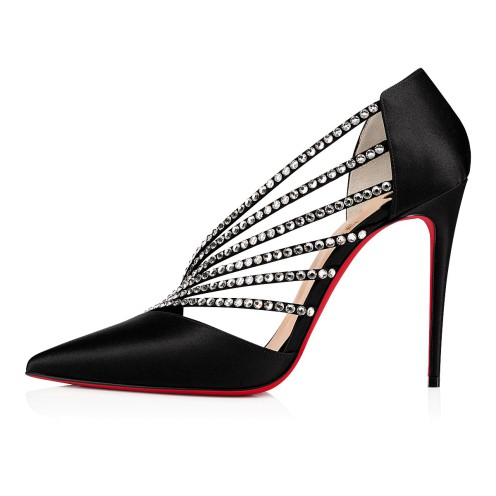 Shoes - Antinorina Strass - Christian Louboutin_2
