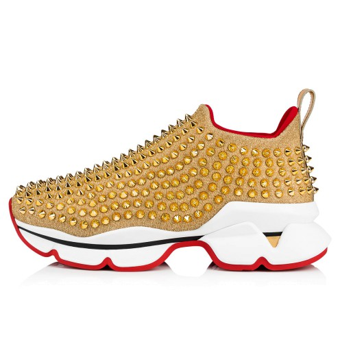 Shoes - Spike Sock Donna - Christian Louboutin_2