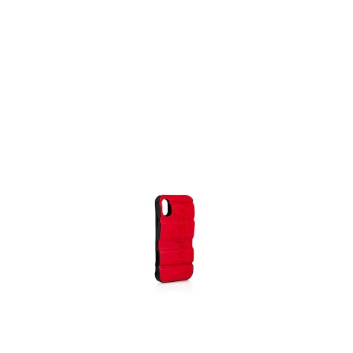 Petite Maroquinerie - Red Runner Case Iphone X/xs - Christian Louboutin_2