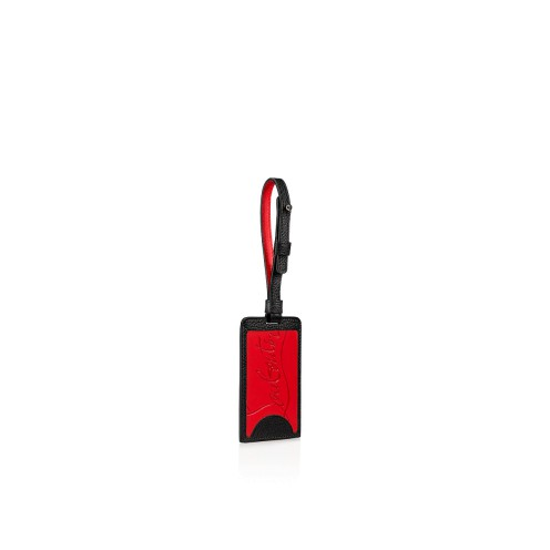 Small Leather Goods - W Loubiyou Luggage Tag - Christian Louboutin_2
