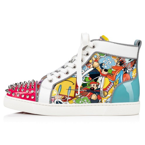 Shoes - Lou Spikes Woman Orlato - Christian Louboutin_2
