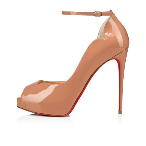 Shoes - Round Chick Alta - Christian Louboutin_2