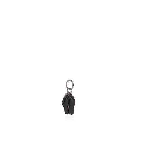Small Leather Goods - M Loubiflip Keyring - Christian Louboutin_2