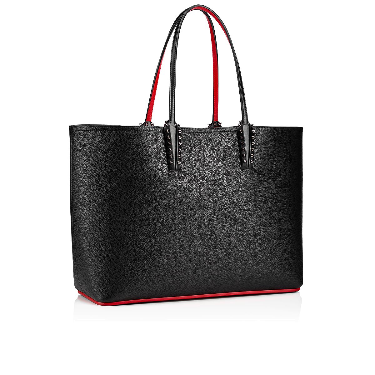 wholesale outlet los angeles save off CABATA BLACK CALF - Handbags - Christian Louboutin