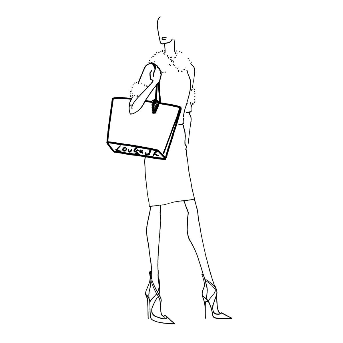 Bags - Cabas Cabata - Christian Louboutin