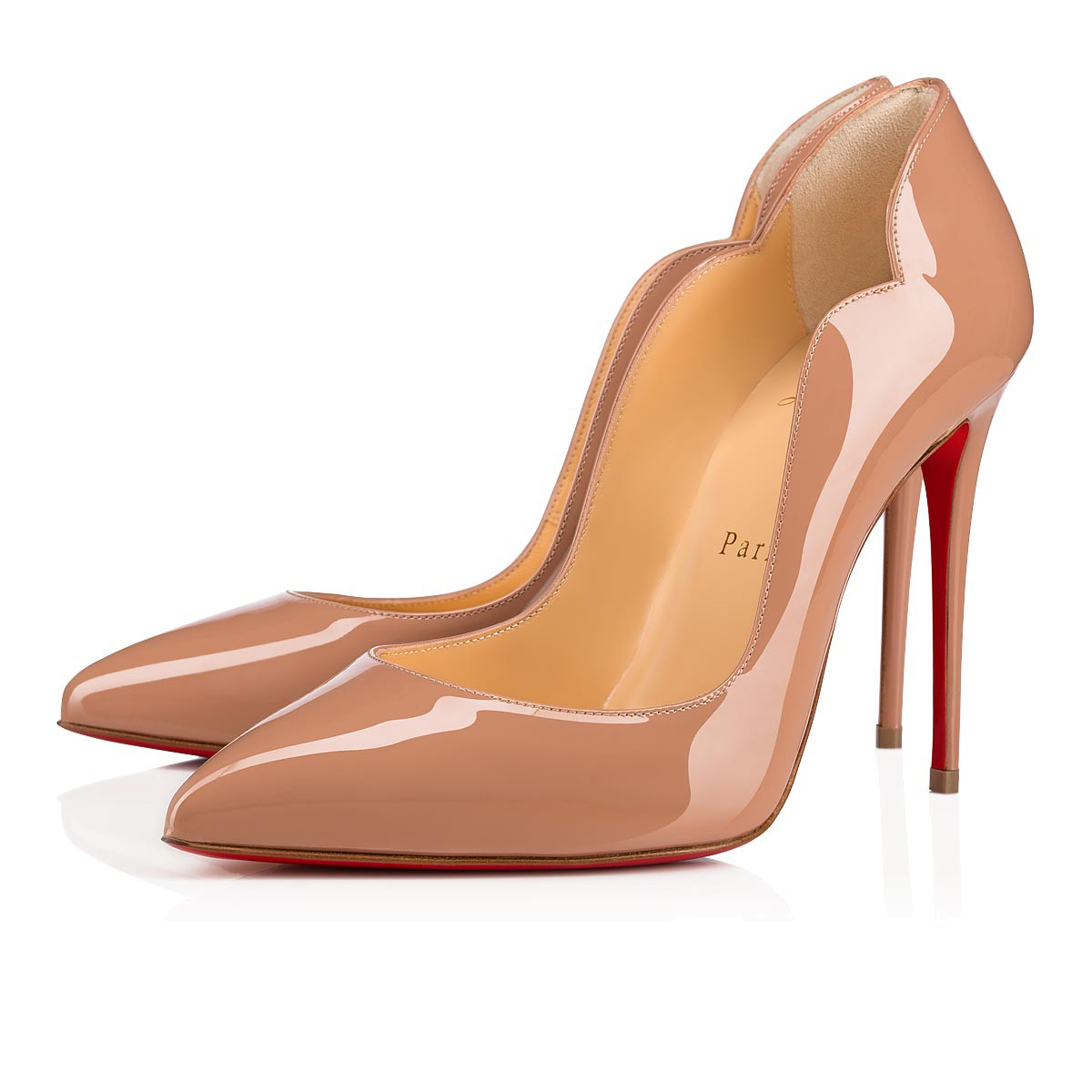 Shoes - Hot Chick Patent - Christian Louboutin