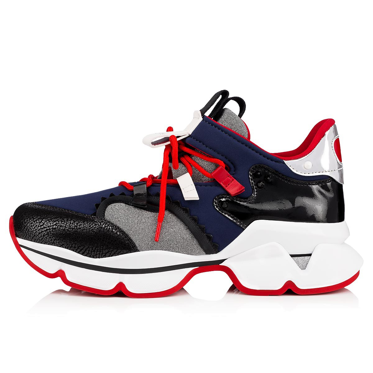 Shoes - Red Runner - Christian Louboutin
