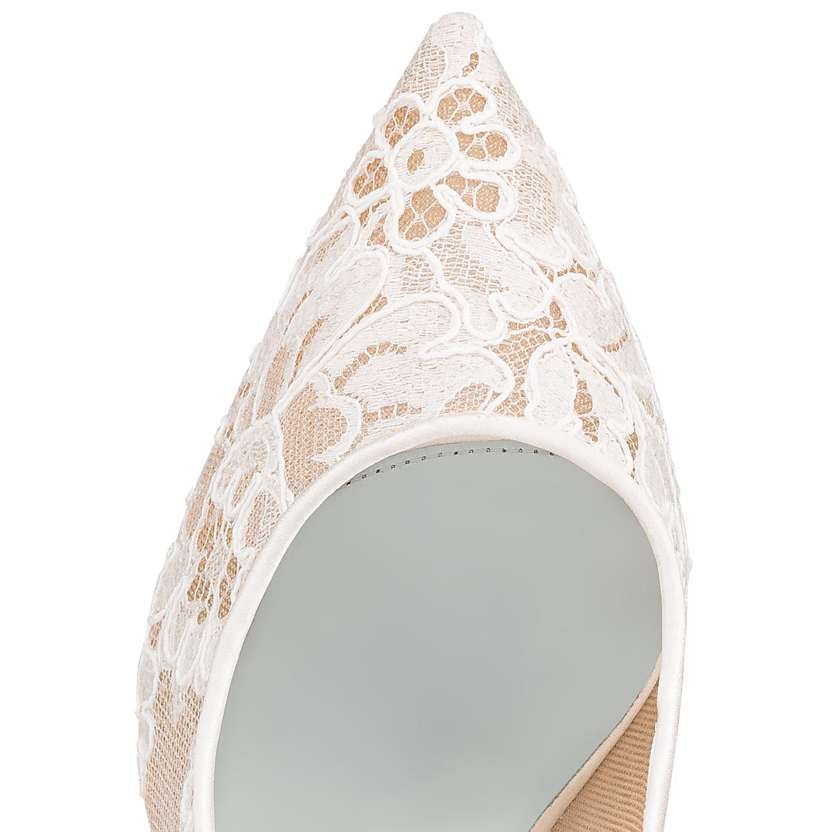 Souliers - Follies Lace 100 Dentelle - Christian Louboutin