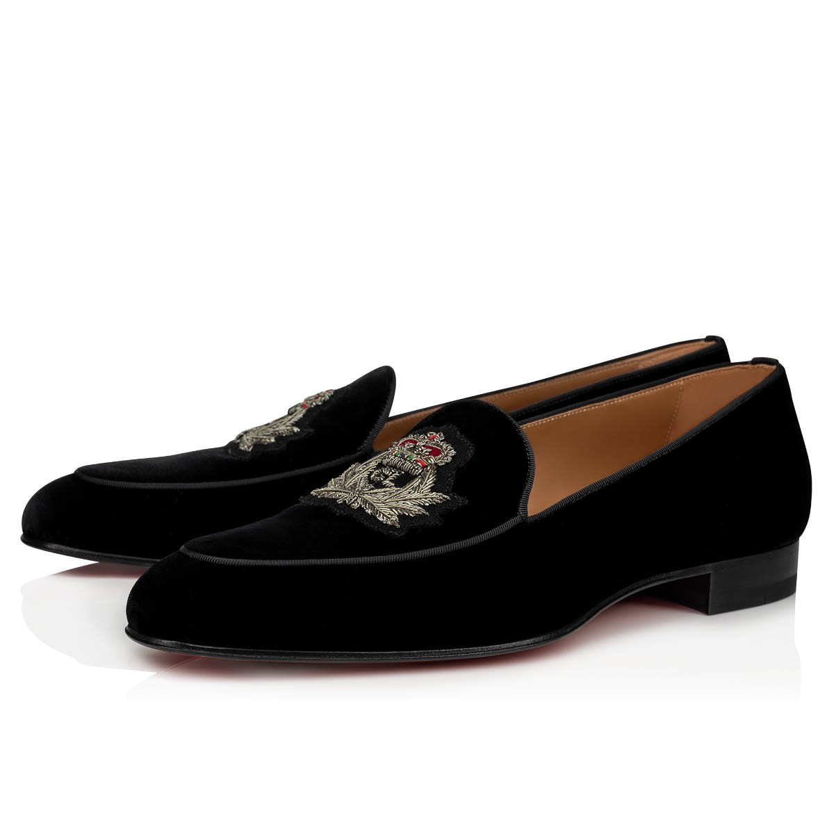 Shoes - Crest On The Nile - Christian Louboutin