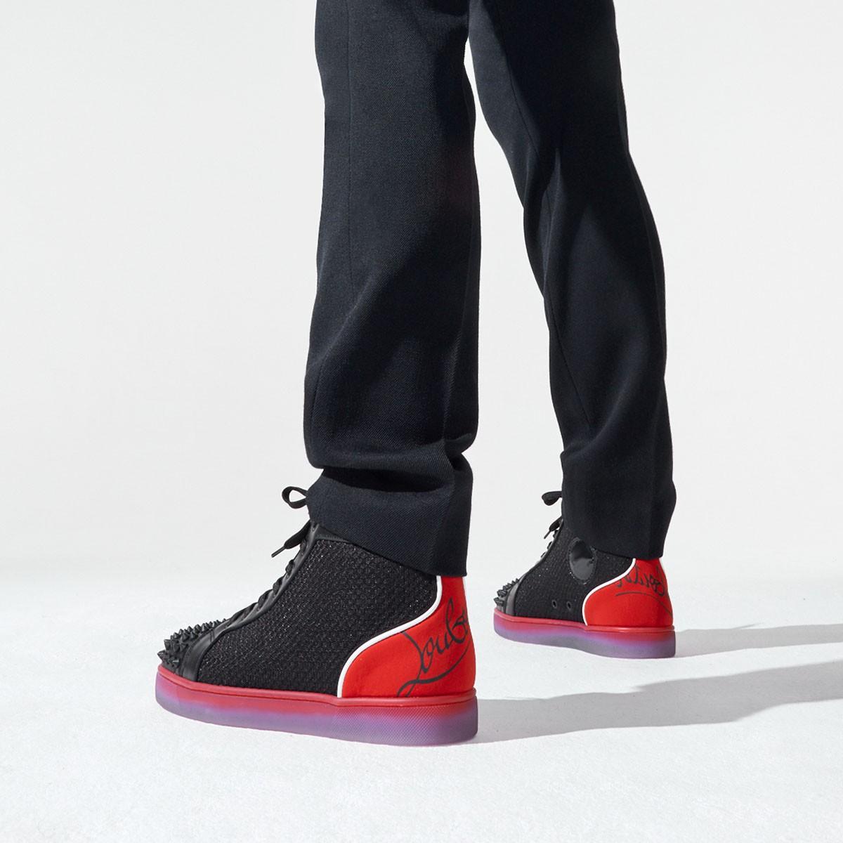 Shoes - Fun Lou Spikes - Christian Louboutin