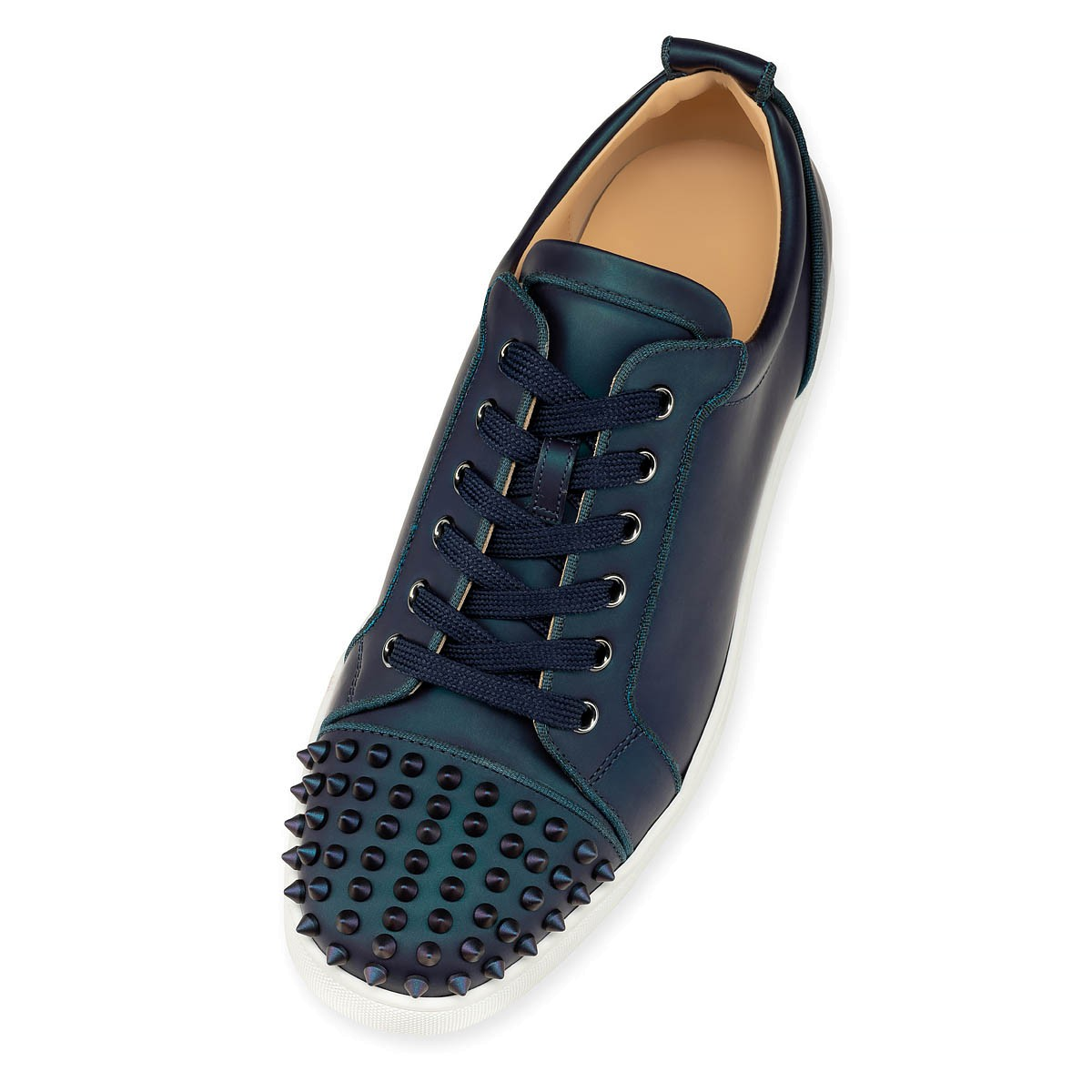 Souliers - Louis Junior Spikes Orlato - Christian Louboutin