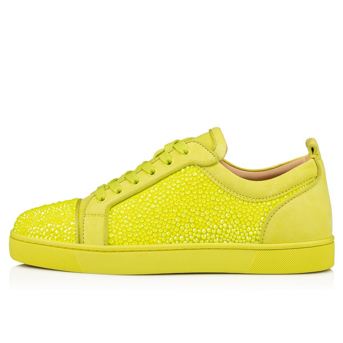 Shoes - Louis Junior Orlato Strass - Christian Louboutin