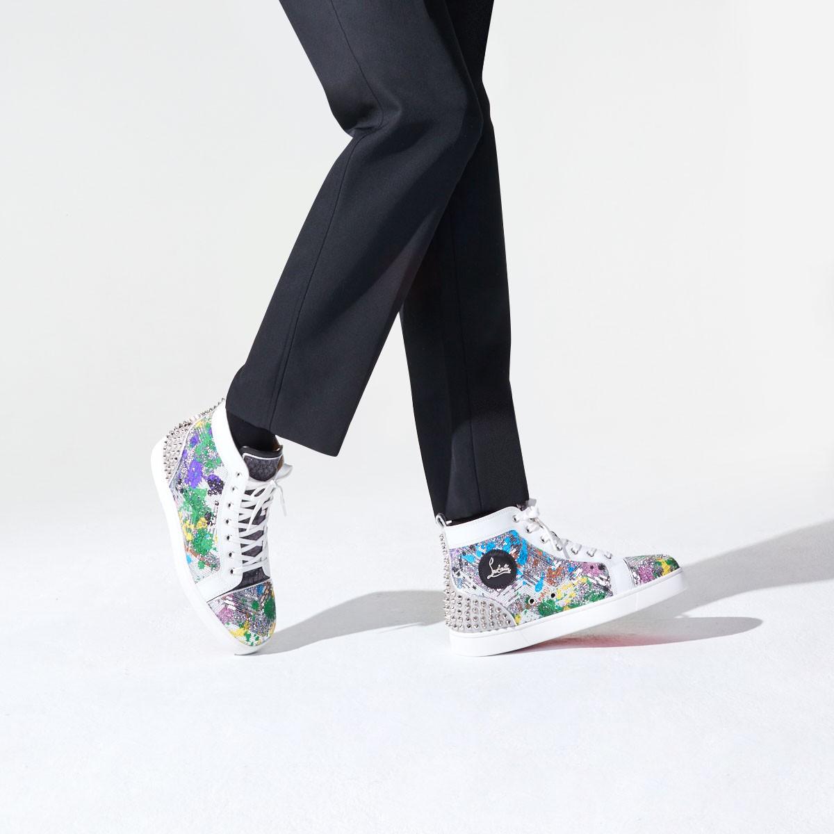 Shoes - Lou Spikes III - Christian Louboutin