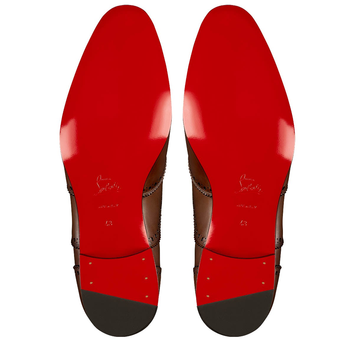 Souliers - Platerboy - Christian Louboutin