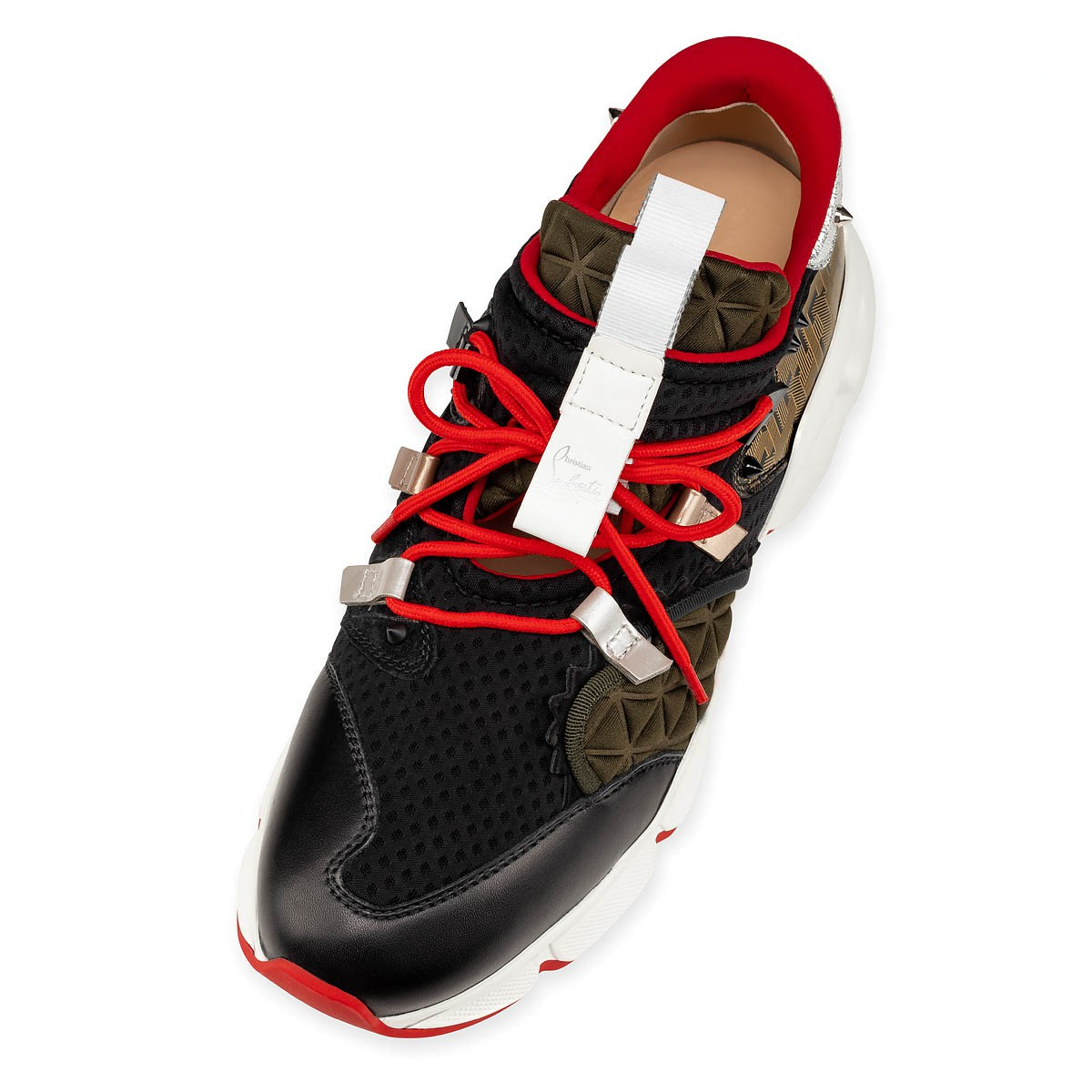 Souliers - Red-runner - Christian Louboutin