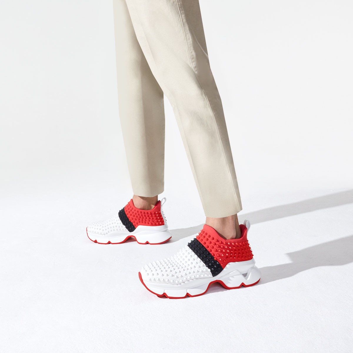 Shoes - Spike Sock - Christian Louboutin