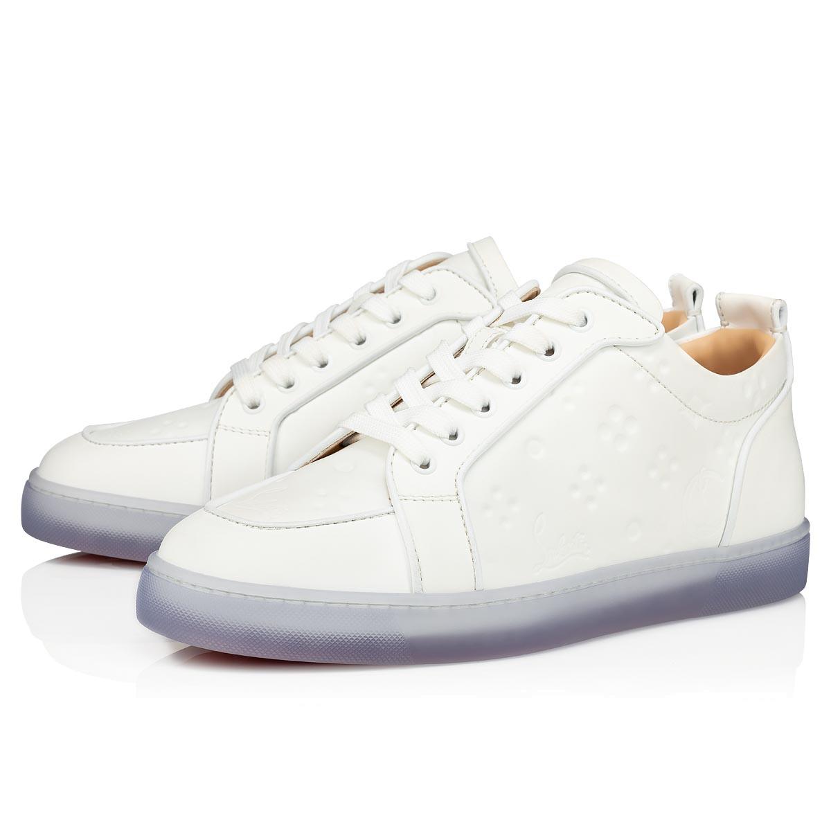 Christian Louboutin Rantulow Orlato Satin Chaussures