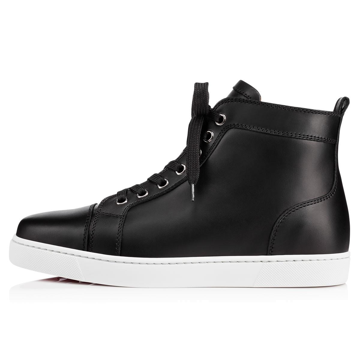 bced6b7a248 LOUIS WOMAN Black Calfskin - Women Shoes - Christian Louboutin