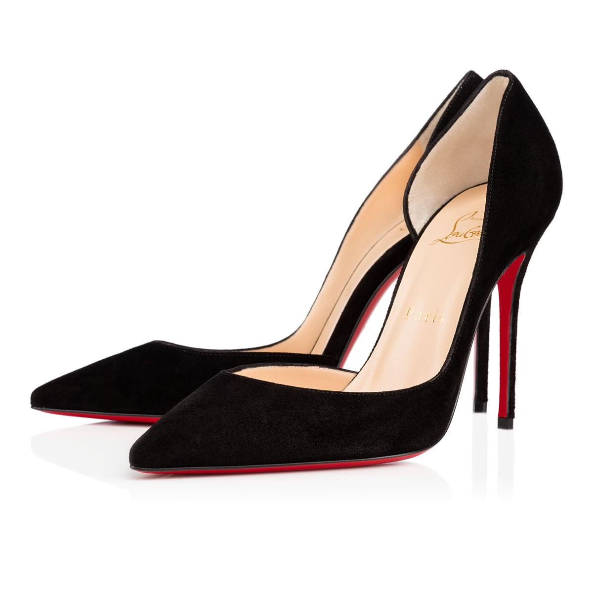 Women Shoes - Iriza Veau Velours - Christian Louboutin