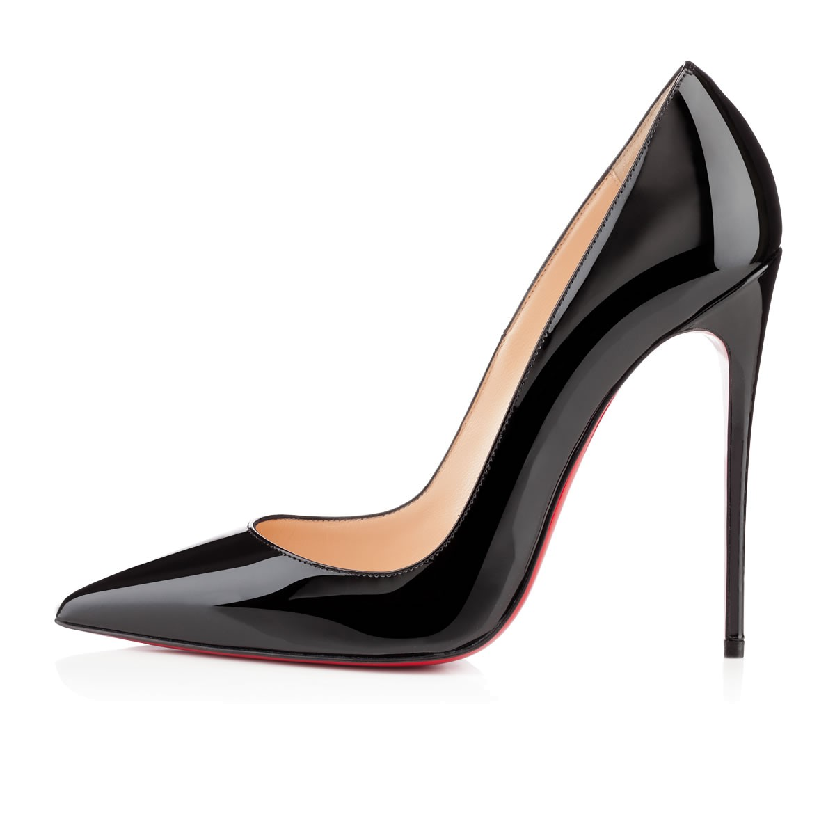 christian louboutin pigalle patent 120mm uk