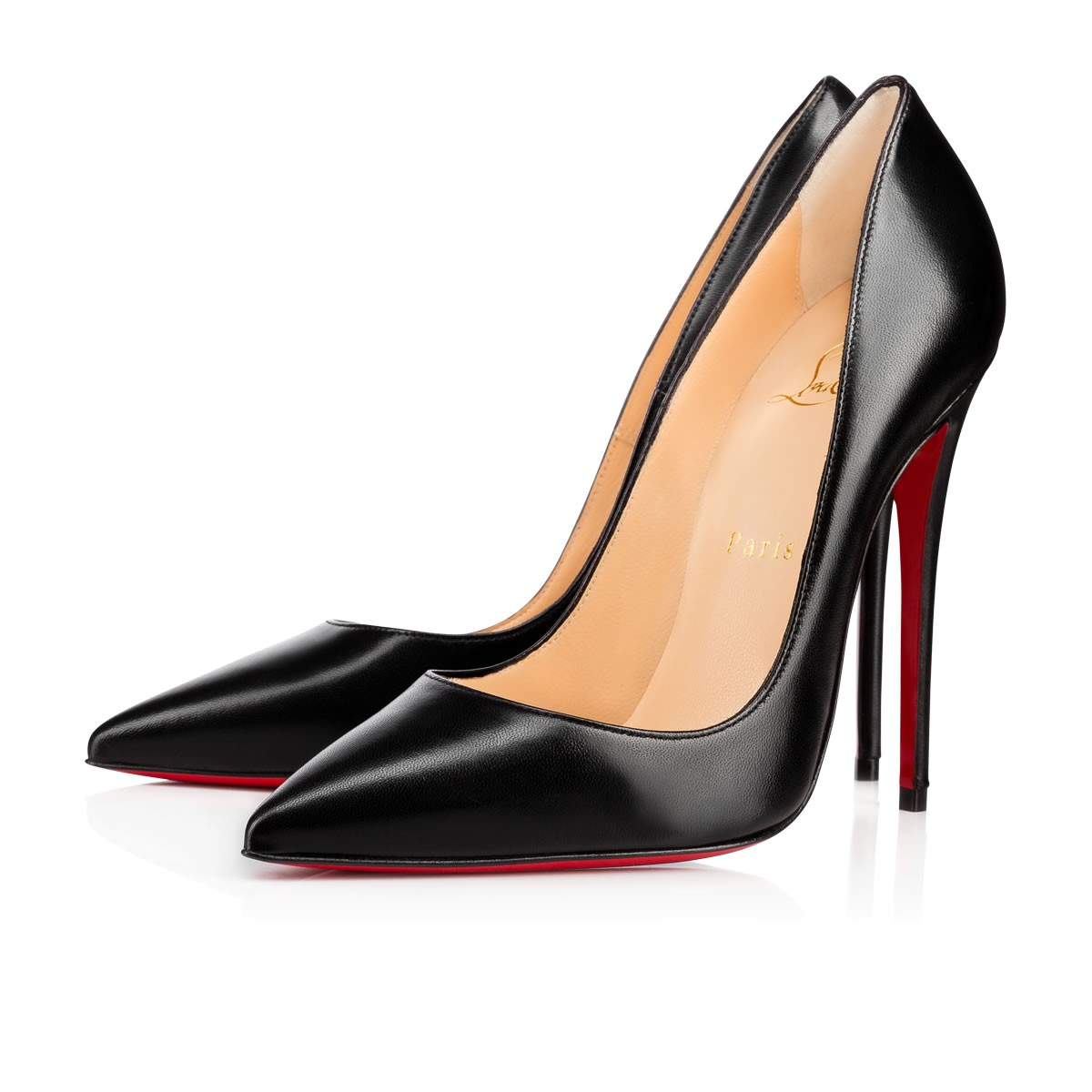 Black So Kate 120 leather pumps Christian Louboutin sRPKCPRpE