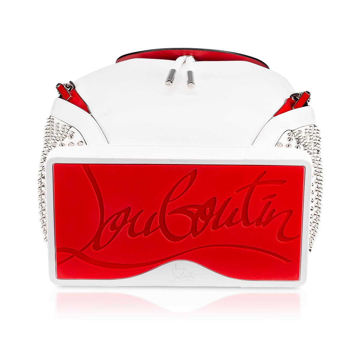 Bags - Explorafunk Backpack - Christian Louboutin