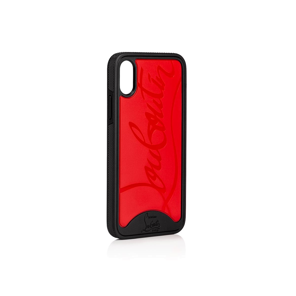 Small Leather Goods - Loubiphone Case Iphone X - Christian Louboutin