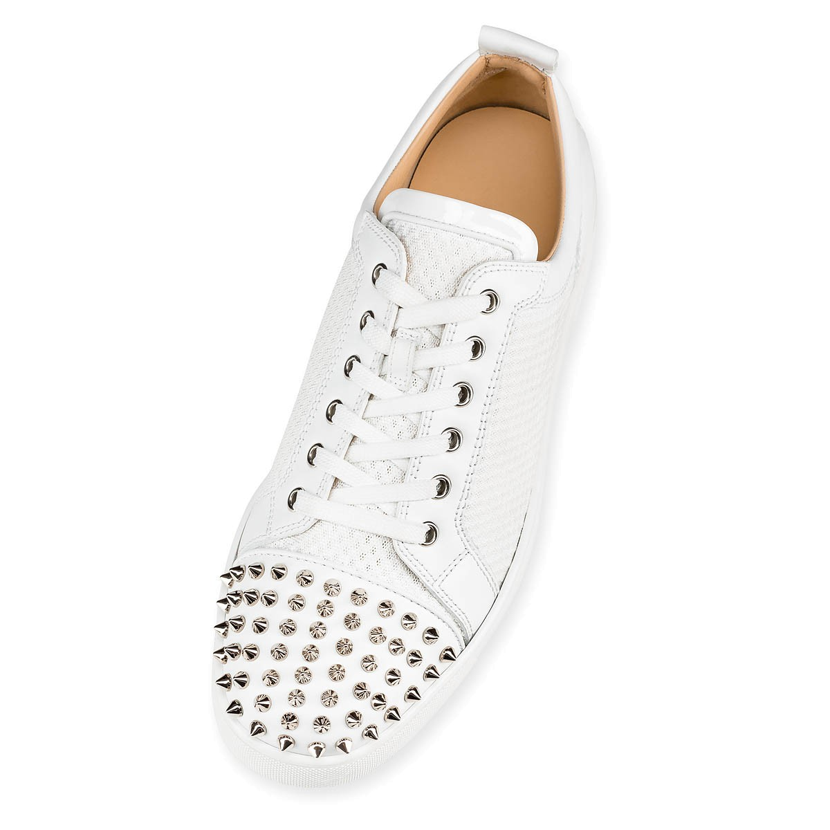 Shoes - Ac Louis Junior Spikes - Christian Louboutin