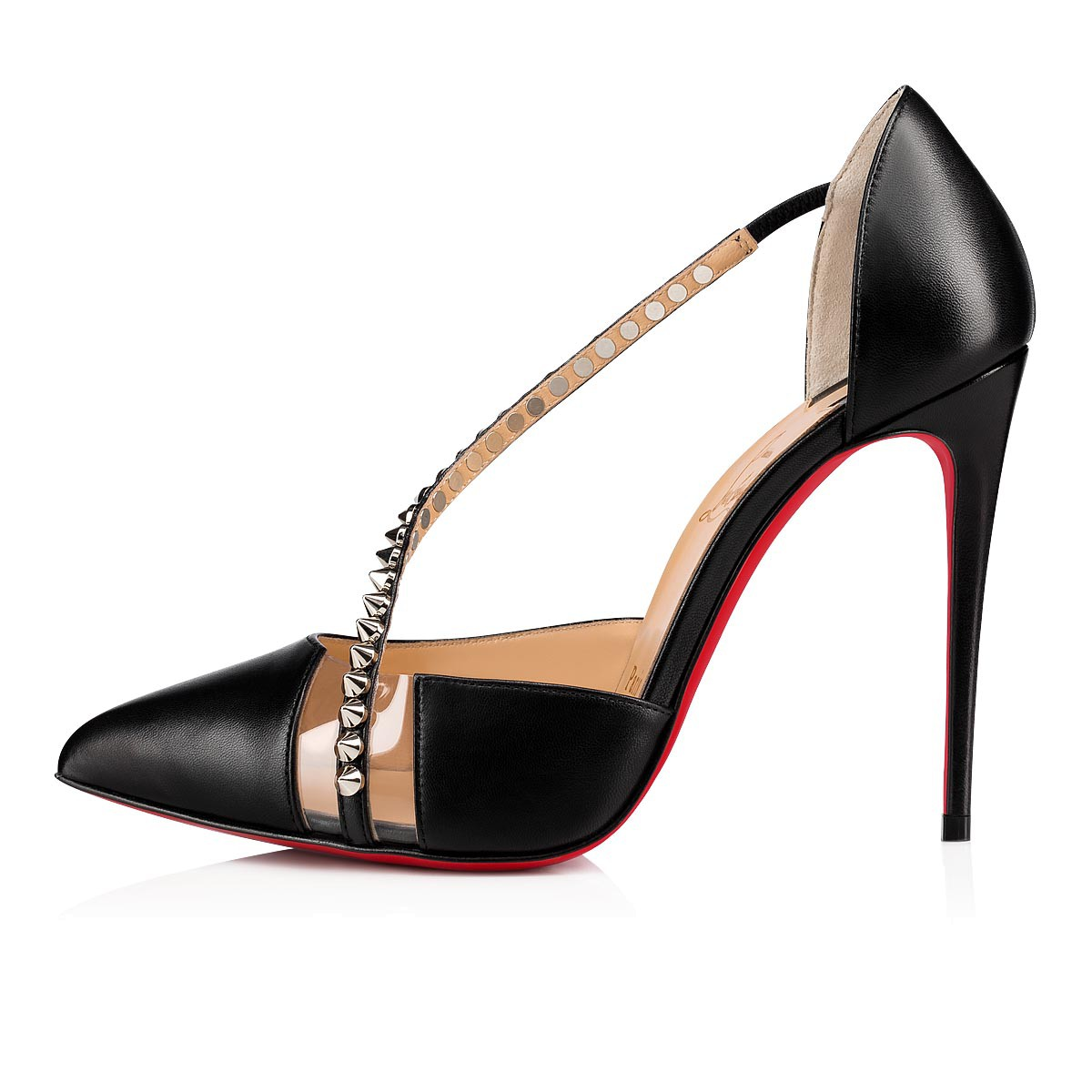 Souliers - Spike Cross - Christian Louboutin