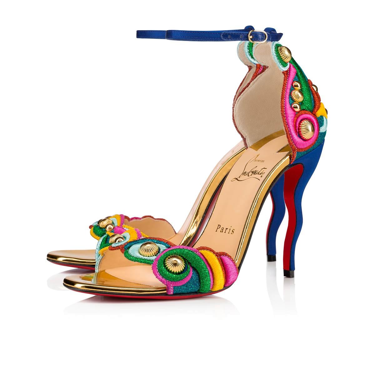 Shoes - Bhutanika - Christian Louboutin