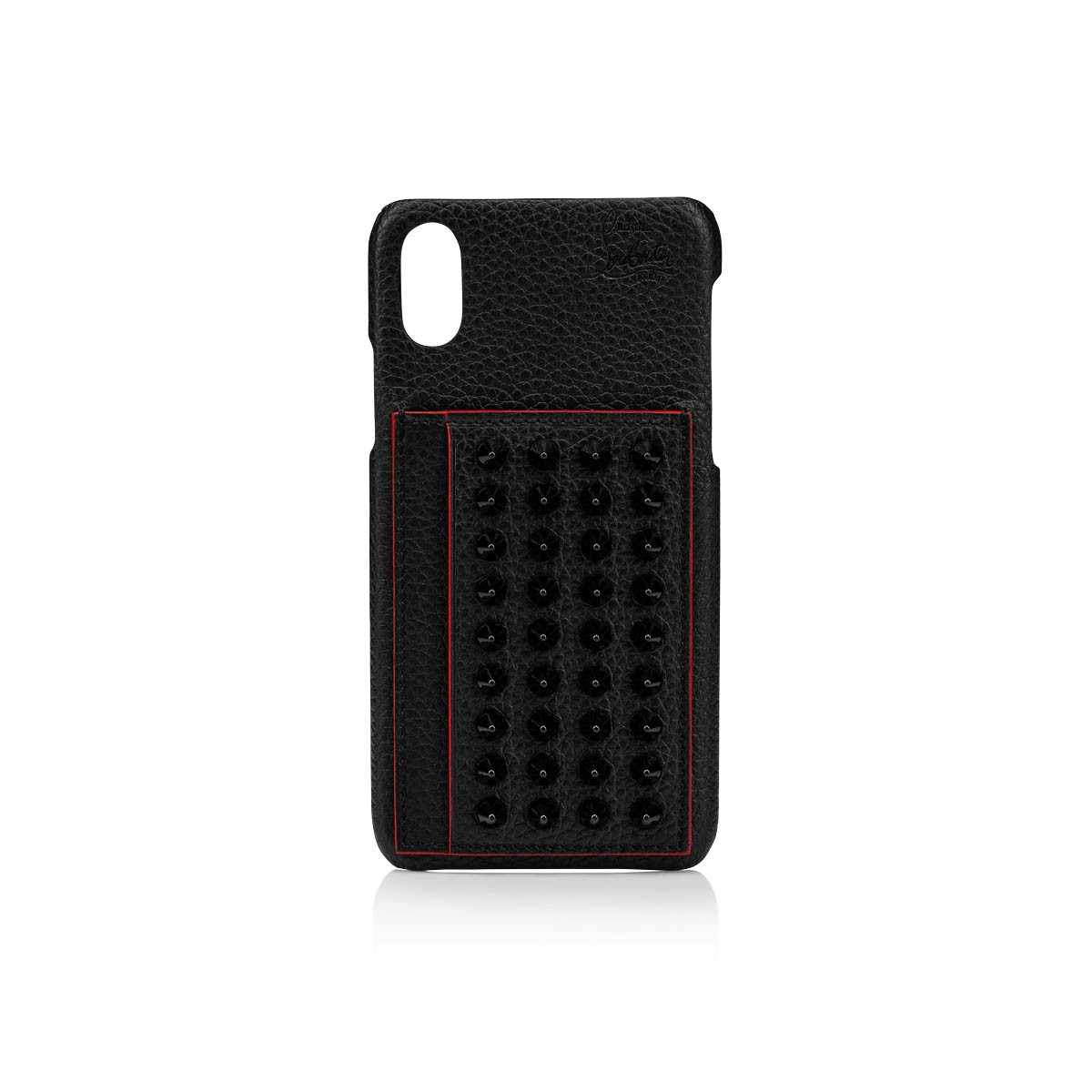 Petite Maroquinerie - Loubiphone Coque Iphone X/xs - Christian Louboutin