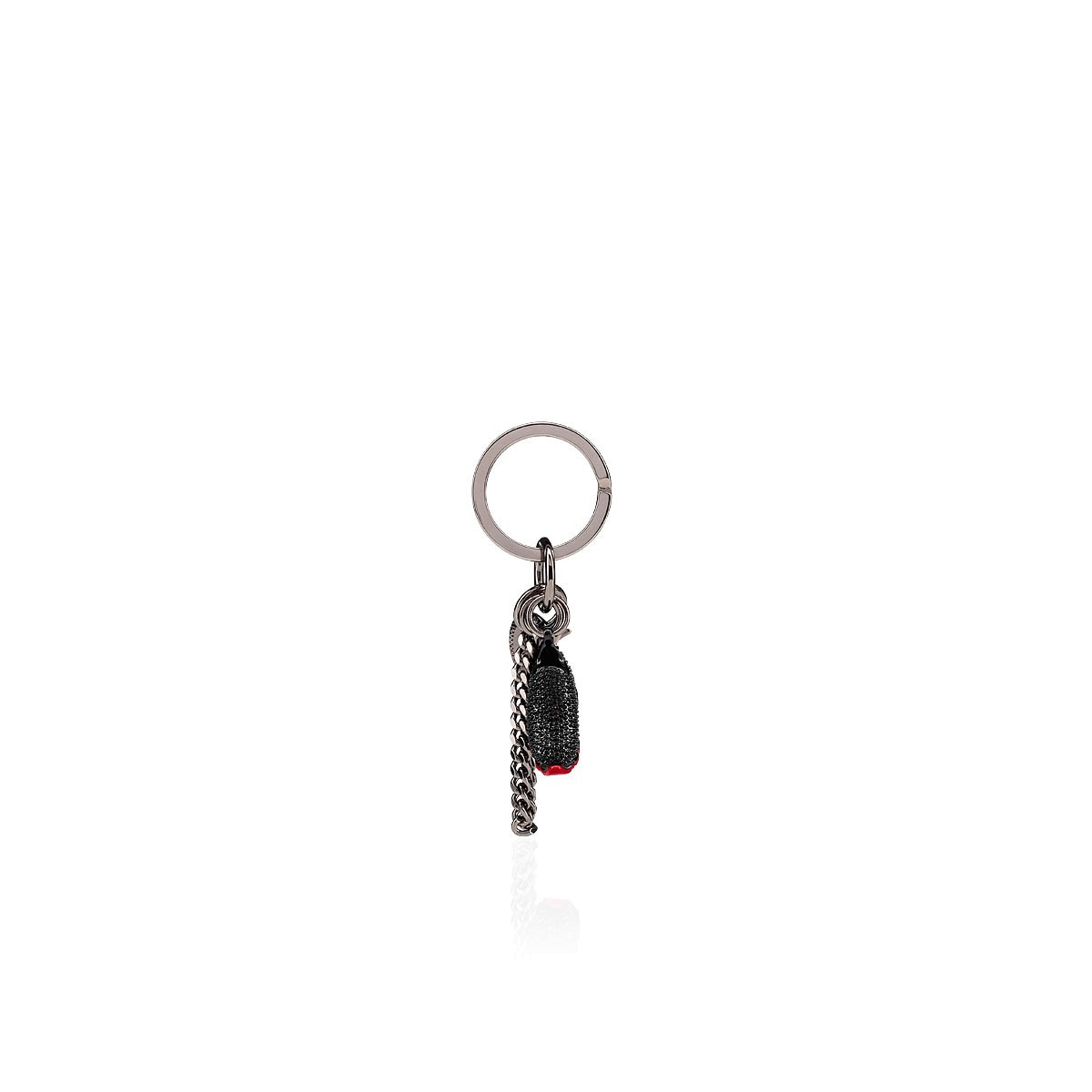 Small Leather Goods - Running Keyring - Christian Louboutin