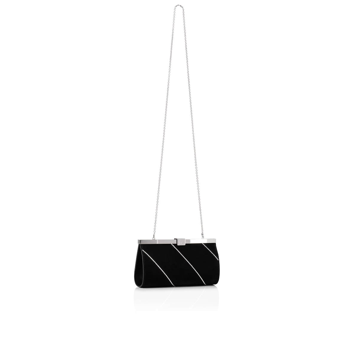 Bags - Petite Minaudière Palmette - Christian Louboutin