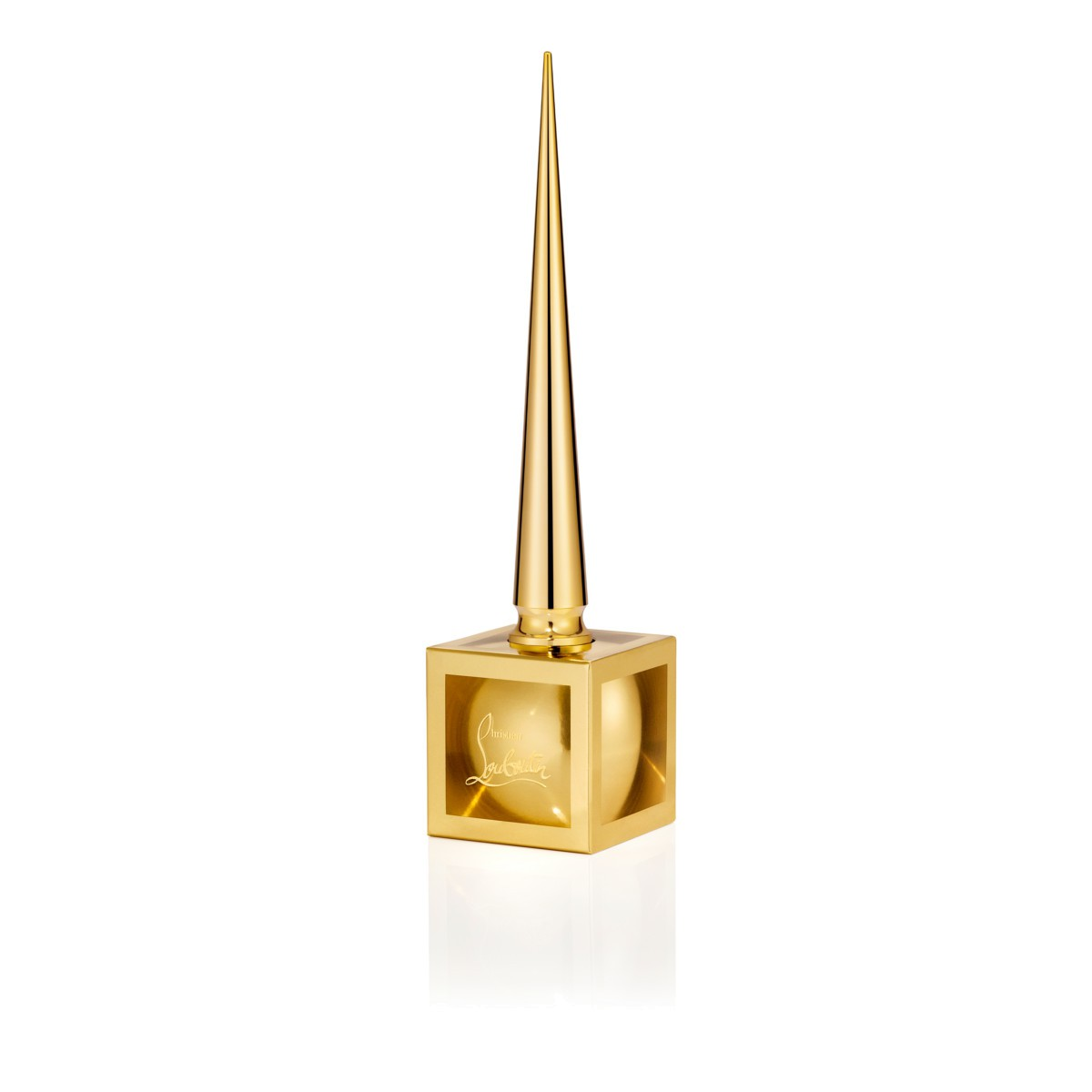 Beauty - Goldomania Nail Colour - Christian Louboutin