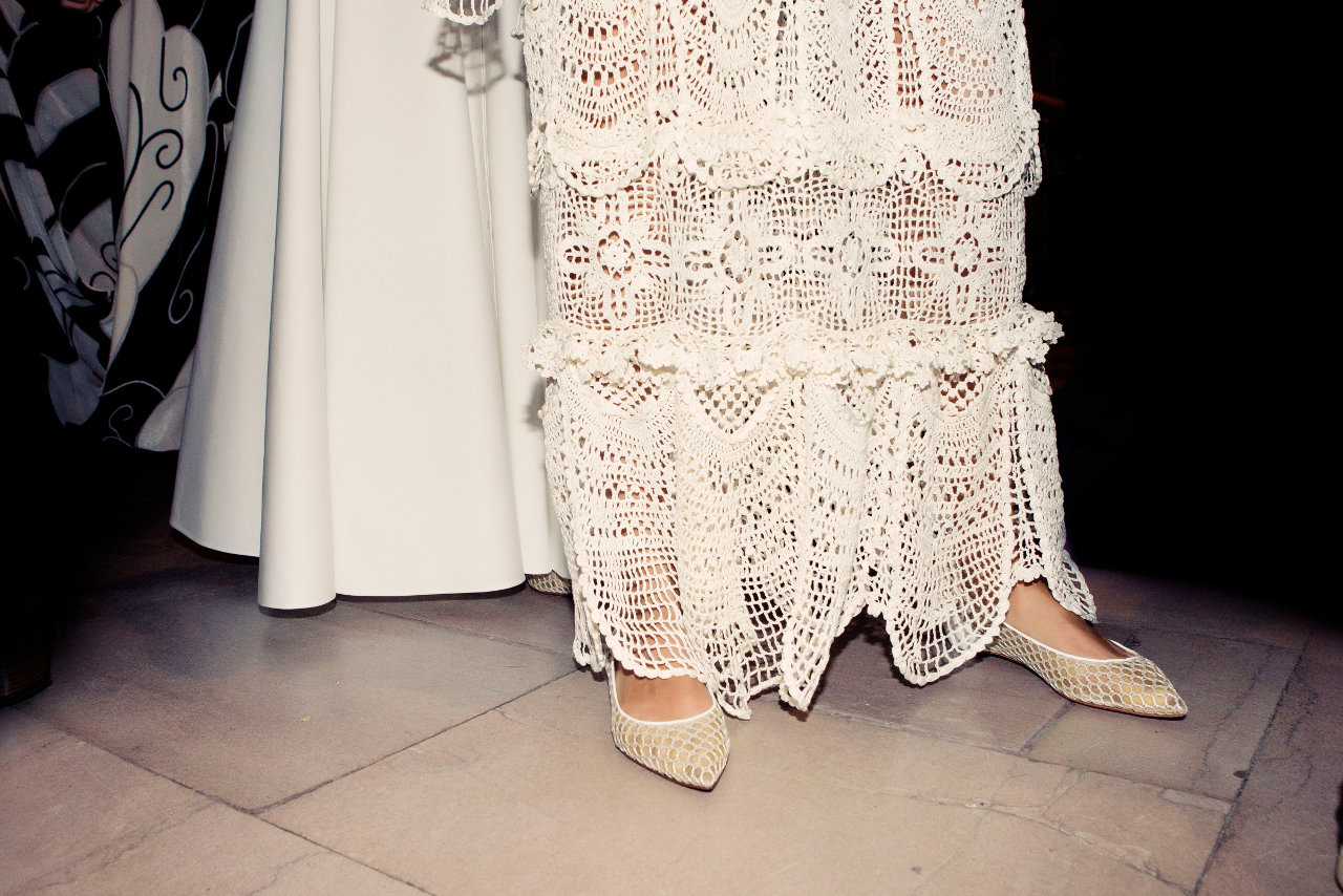 7b7c9d73bb News - Christian Louboutin Online Boutique - Christian Louboutin Adds Some  Sole to NYFW S/S 2016
