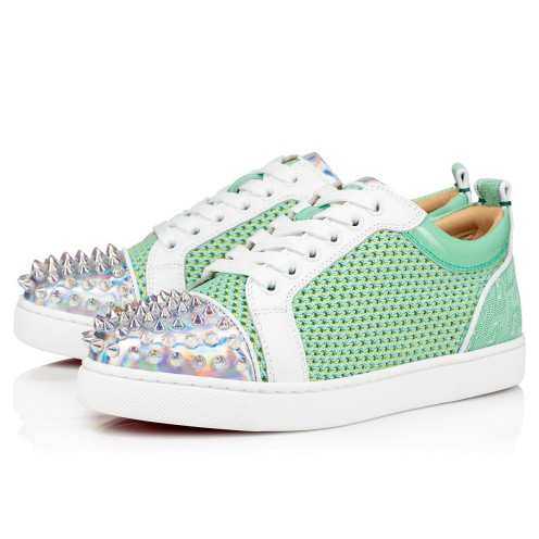 Shoes - Ac Louis Junior Spikes Orlato - Christian Louboutin