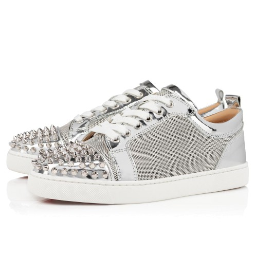 Shoes - Louis Junior Spikes Woman - Christian Louboutin