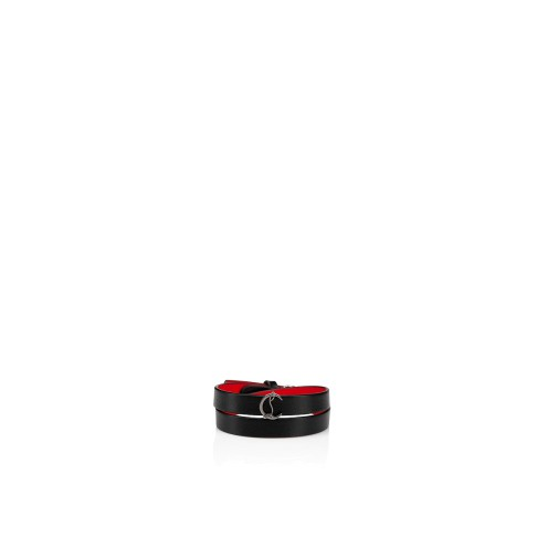 Petite Maroquinerie - Bracelet Logo Loubilink - Christian Louboutin