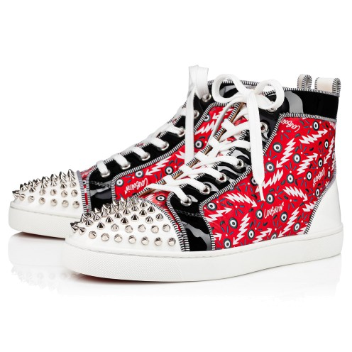 Shoes - Lou Spikes Orlato - Christian Louboutin