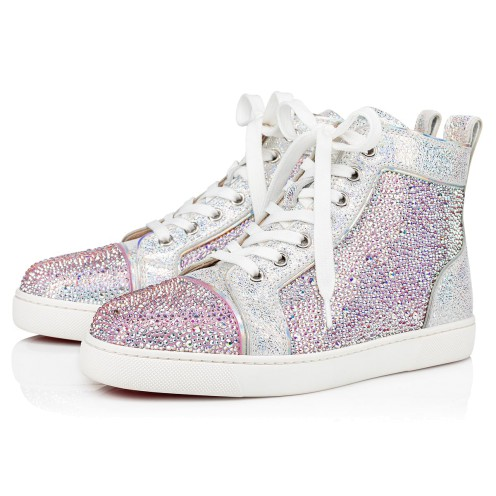 Shoes - Louis Woman Strass - Christian Louboutin