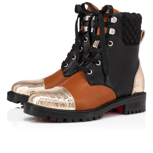 Souliers - Mayr Boot - Christian Louboutin