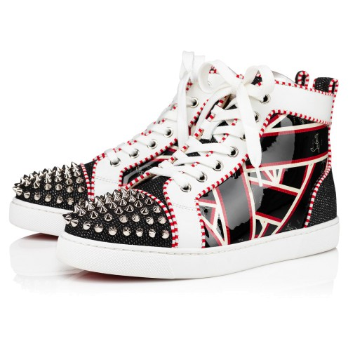 Shoes - Lou Spikes Woman - Christian Louboutin