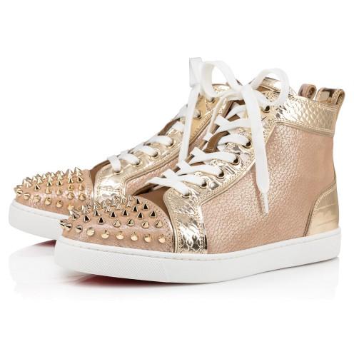 Shoes - Lou Spikes Woman - Christian Louboutin