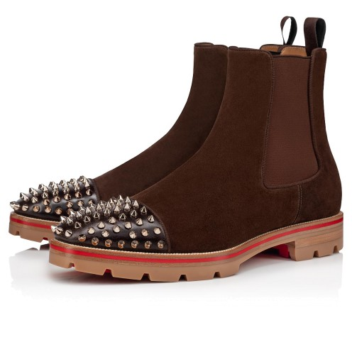 Shoes - Melon Spikes - Christian Louboutin